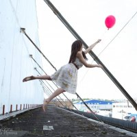 на воздушном шаре.. :: Ирина Лаврентьева