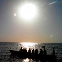 Как то на море :: Динара Ахметшина