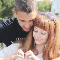 Анастасия и Павел :: Анастасия Кисель