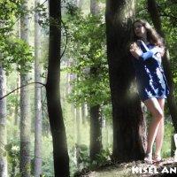 Владычица леса :: Анастасия Кисель