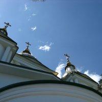 Церковь в Крыму :: Ольга Рыбакова