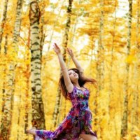 Осень :: Ксения Воронина