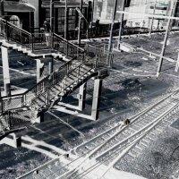 Витебский вокзал :: Алхазур Абубакаров