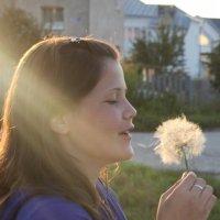 Летом :: Динара Ахметшина