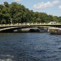 Пантелеймоновский мост :: Алексей Кудрявцев