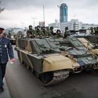 Репетиция парада победы 2012 :: Георгий Сапожников