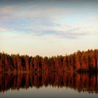 lake :: Arina Kekshoeva