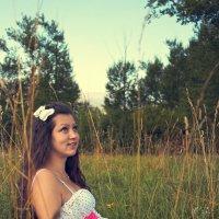 Фотосессия беременности. Любовь. :: Мария Иванова