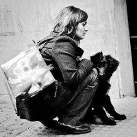 Одна в Риме :: Дмитрий Овчаров