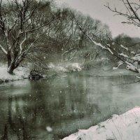 Свислочь зимой :: Лана Минская