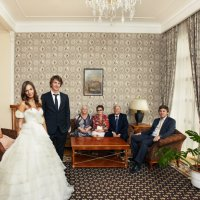 Свадьба :: Владимир Григоренко