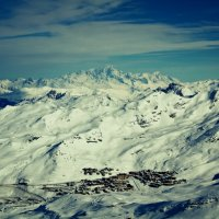 Французские Альпы - Валь Торанс :: Евгения Бутырина