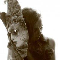 За маской :: Ирина Королева