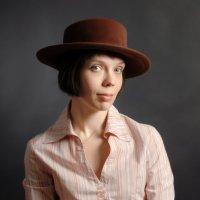 В шляпе :: Виталий Иванов