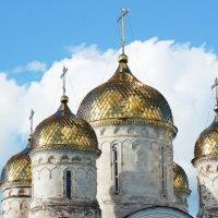 Лужецкий монастырь в Можайске, основан в 1408 году.. :: Наталья Загорулько