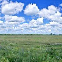 Облачное небо :: Илья Уляшев