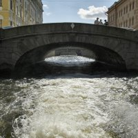Зимний мост :: Алексей Кудрявцев