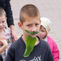 Мальчик с зеленой бородй :: Антон Ильяшенко
