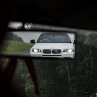 Машина в отражение зеркала :: Роман Яшкин