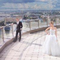 На крыше... :: Юрий Кузмичов