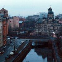 Над водой :: Ed Uvarov