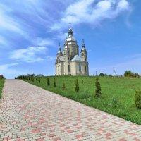 Церковь :: Игорь Мукалов