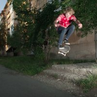FS shove-it :: Максим Рунков