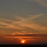 Общий вид на закат. :: Александр Петраков
