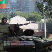 Приднестровский танк :: Сергей Рачков