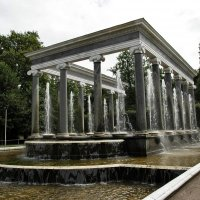 фонтаны Петродворца :: Алексей Кудрявцев