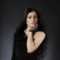 студийное фото :: Зарема Сатторова