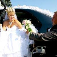 Свадьба, г. Ейск :: Светлана Обухова