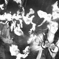Девушка с огоньком :: Виталий Иванов