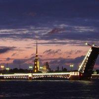 Дворцовый мост :: Андрей Шишкин