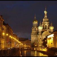 Храм Спас-на-Крови :: Андрей Шишкин