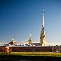 Петропавловская крепость :: Виталий Ахмедьянов
