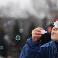 пузырики :: Сергей Нищетов