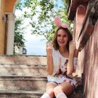 Оксана :: Виолетта Шапилова