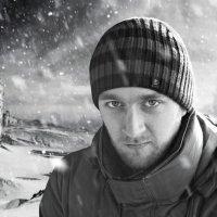 Суровая зима :: Владлен Харченко