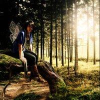 little fairy :: Anna Ischenko