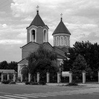 Армянская церковь г. Армавир :: Ольга Гагаузова