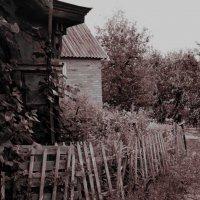 домик в деревни :: Алексей Сухоставский