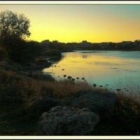 Бухта Узкая на закате :: L Nick