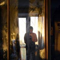 Пыль времени (автопортрет) :: Павел Самарович