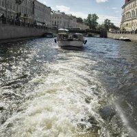 река Мойка :: Алексей Кудрявцев