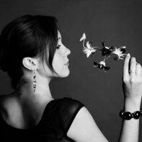 Женственность :: Анастасия Ильина