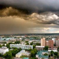 Летний дождик :: Виталий Иванов