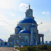 Храм Казанской иконы Божией Матери :: Геннадий Лосев