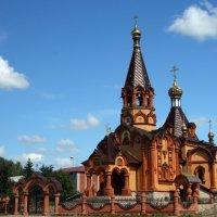 храм Великомученицы Екатерины :: Геннадий Лосев