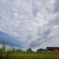 где делают облака... :: Елена Баландина